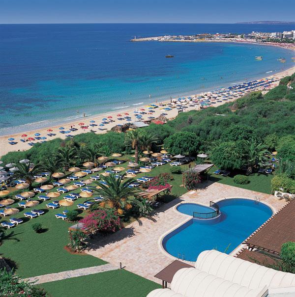 отель Alion Beach