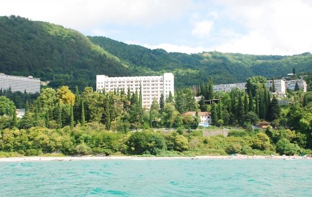 отель Багрипш