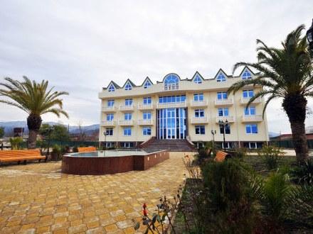 отель Джугелия - Гостевой дом