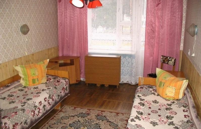 отель Лесные озёра