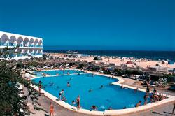 отель Nabeul Beach