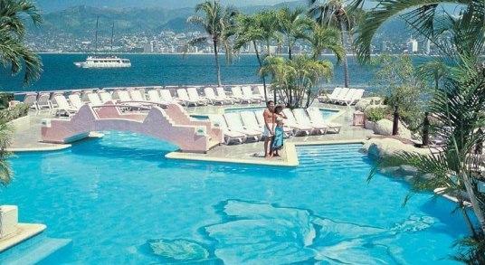 отель Las Brisas Acapulco