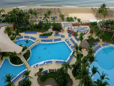 отель Grand Hotel Acapulco & Convention Center