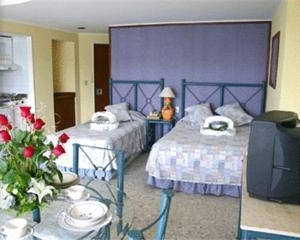 отель Las Torres Gemelas