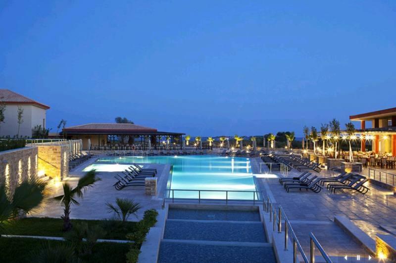 отель Apollonion Resort & Spa