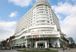 отель Michelia Nha Trang
