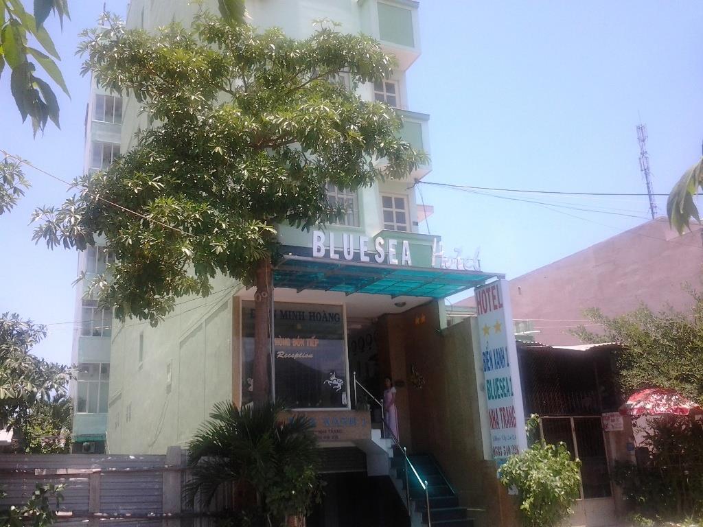 отель BLUE SEA HOTEL NHA TRANG