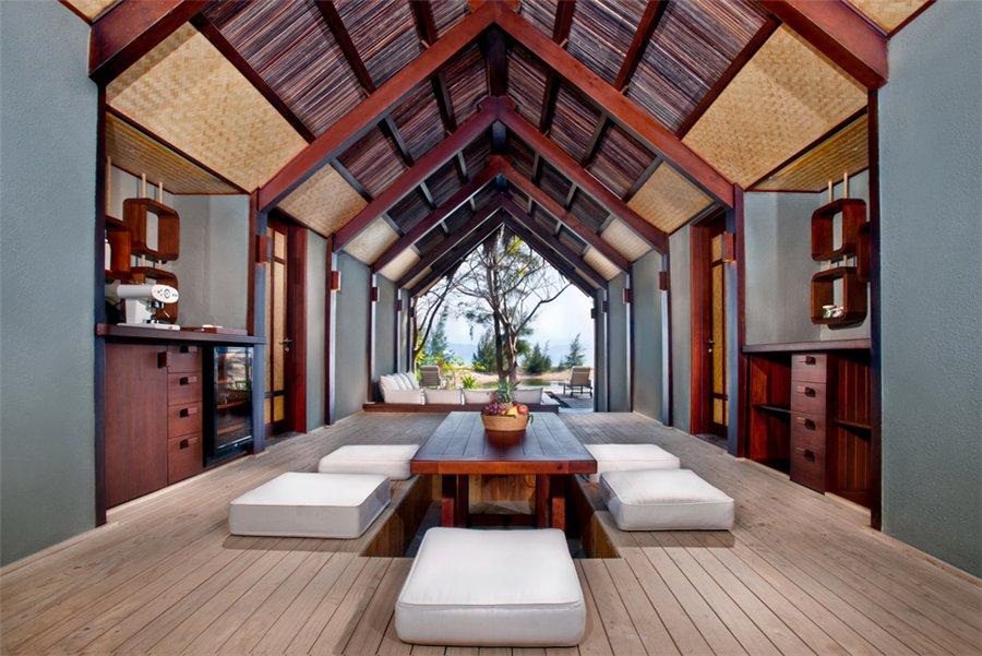отель An Lam Ninh Van Bay Villas