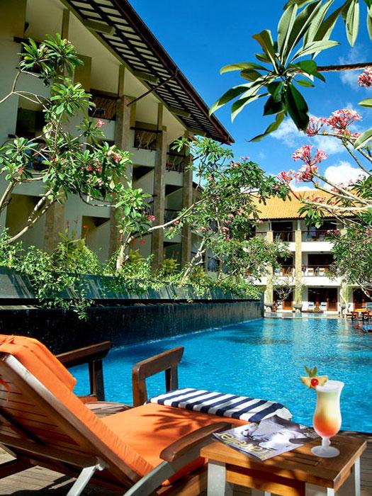 отель All Seasons Resort