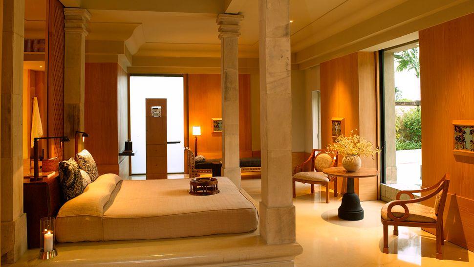 отель Amanjiwo