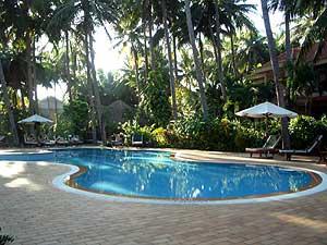 отель Bamboo village Resort & Spa