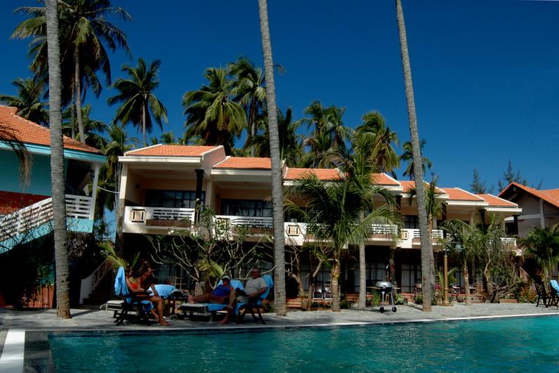 отель Hoang hai resort muine