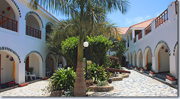 отель Odjo D'agua