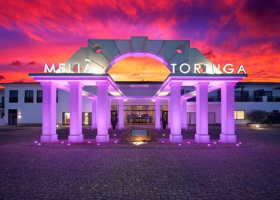 отель Melia Tortuga Beach