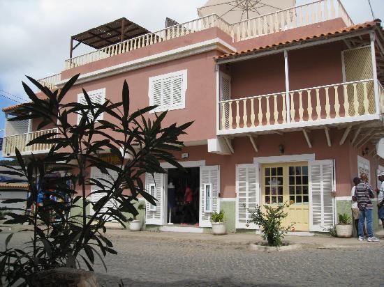 отель Pensao Les Alizes