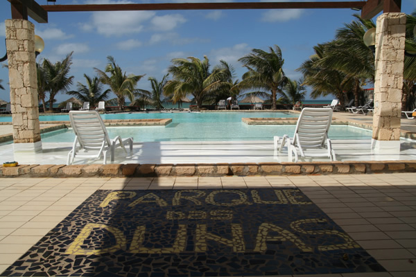 отель Parque Das Dunas Village