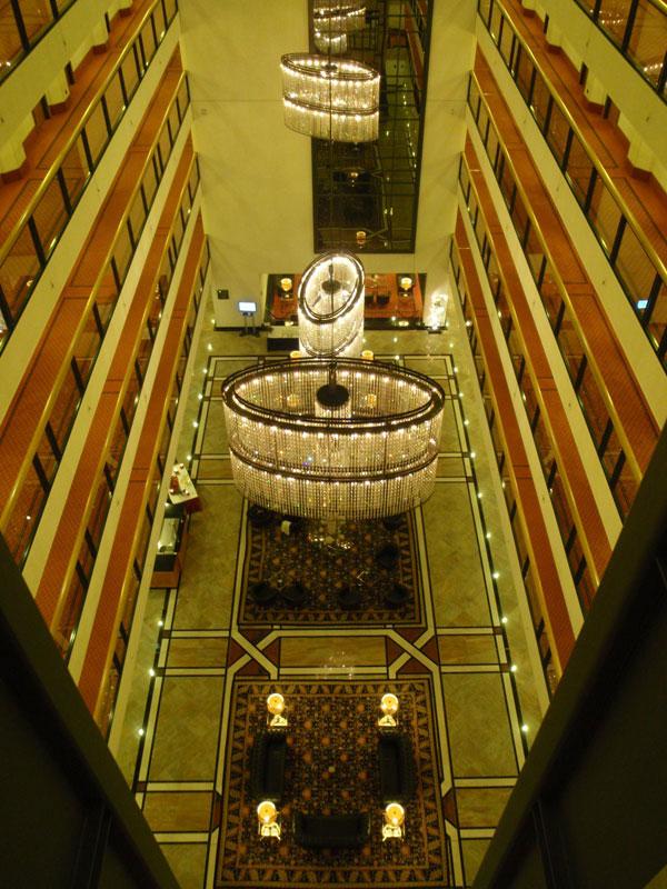 отель Maritim Dresden
