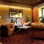 отель Kur & Sporthotel Alpina