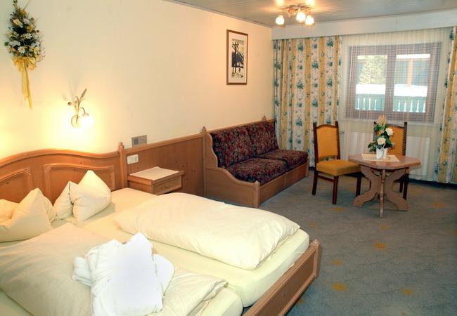 отель Clubhotel Sonnalp