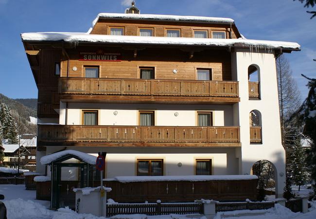 отель Appartememthaus Sonnwies