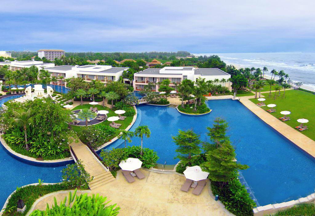 отель Sheraton Hua Hin Resort & Spa