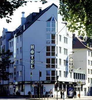 отель Am Spichernplatz