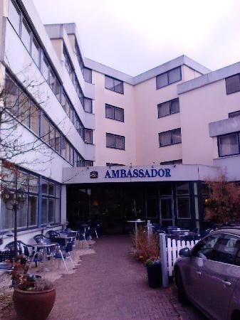 отель Best Western Ambassador