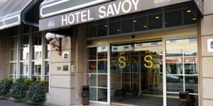 отель Best Western Savoy Hotel