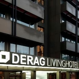отель Derag Livinghotel Dusseldorf