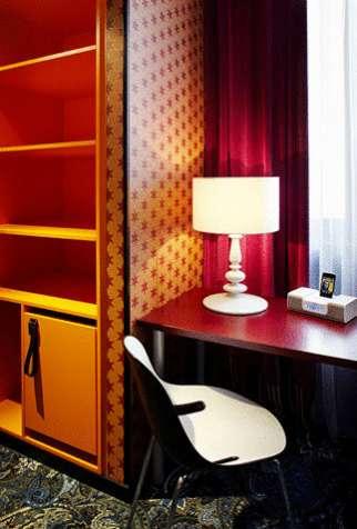 отель 25hours Hotel by Levi's