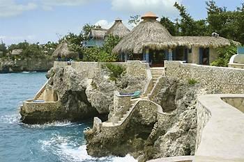 отель The Caves
