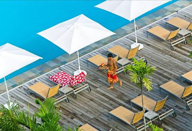 отель Sofitel Hotel Tahiti Maeva