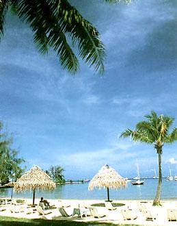 отель Sofitel Tahiti Maeva Beach Resort
