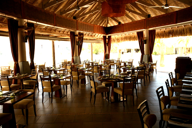 отель INTERCONTINENTAL RESORT & THALASSO SPA