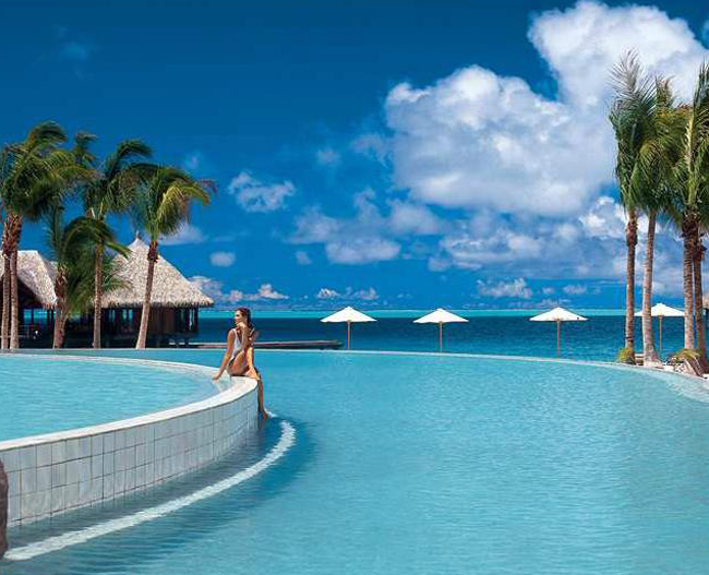 отель Hilton Bora Bora Nui Resort & Spa