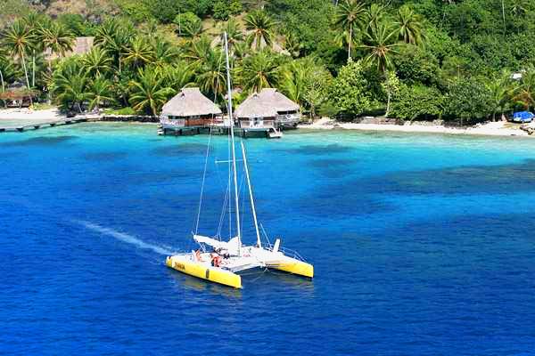 отель Le Maitai Polynesia Bora Bora