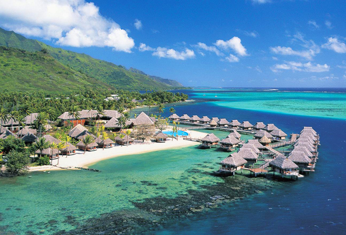 отель Moorea Pearl Resort & Spa