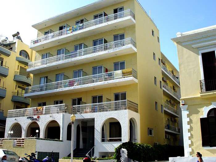 отель Africa Hotel