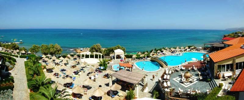 отель Alexander Beach