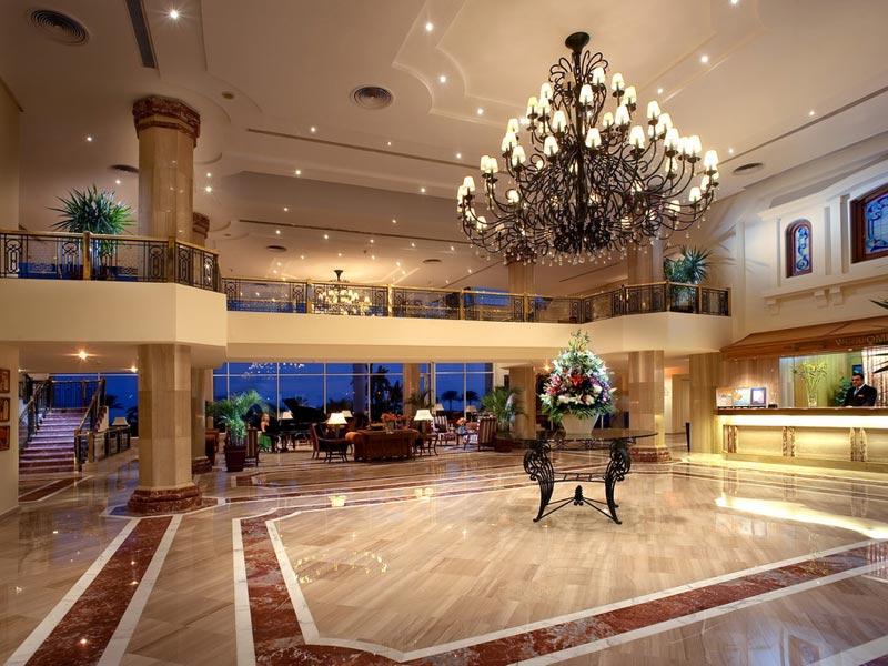 отель Baron Resort
