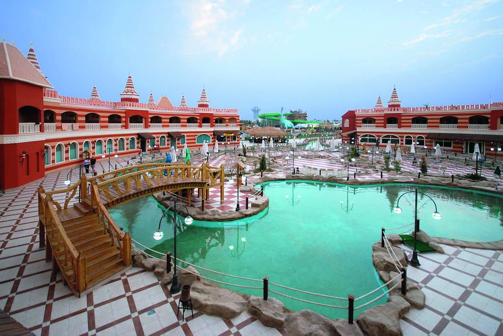 отель Aqua Blu Resort Sharm El Sheikh 4+ *
