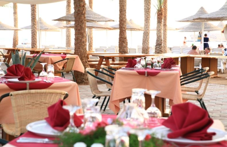 отель Dessole Seti Sharm Resort
