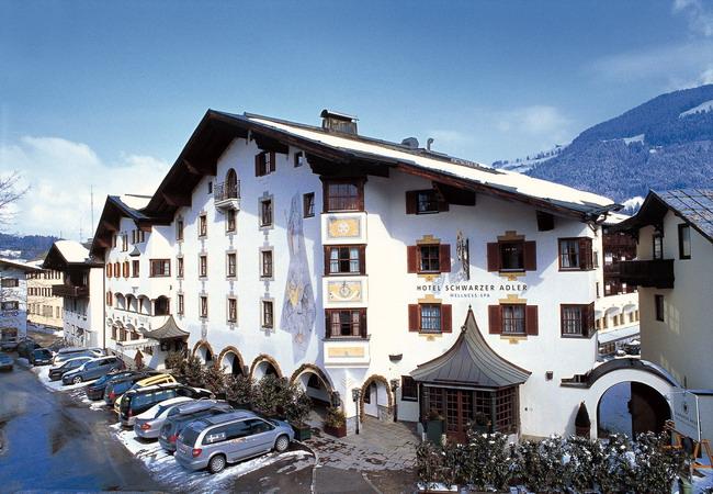 отель Schwarzer Adler