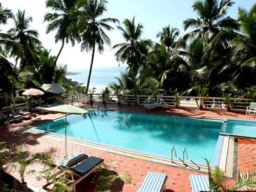 отель Soma Palm Shore-Kovalam