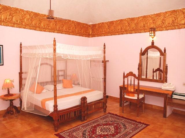 отель Bethsaida Hermitage