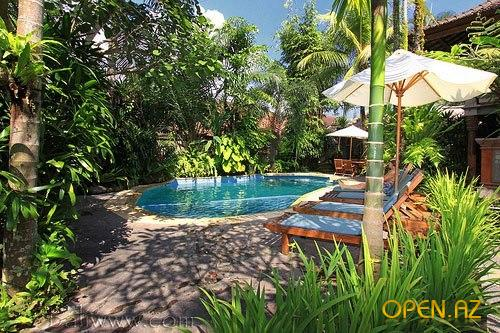 отель Adi Cottage Ubud