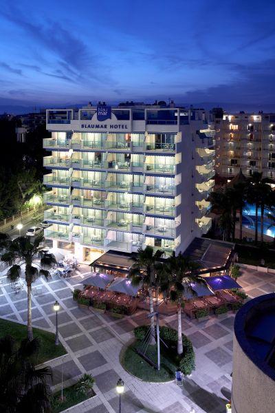 отель Blaumar Hotel