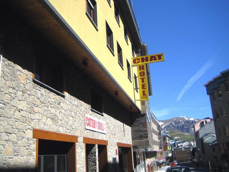 отель Chat Hotel