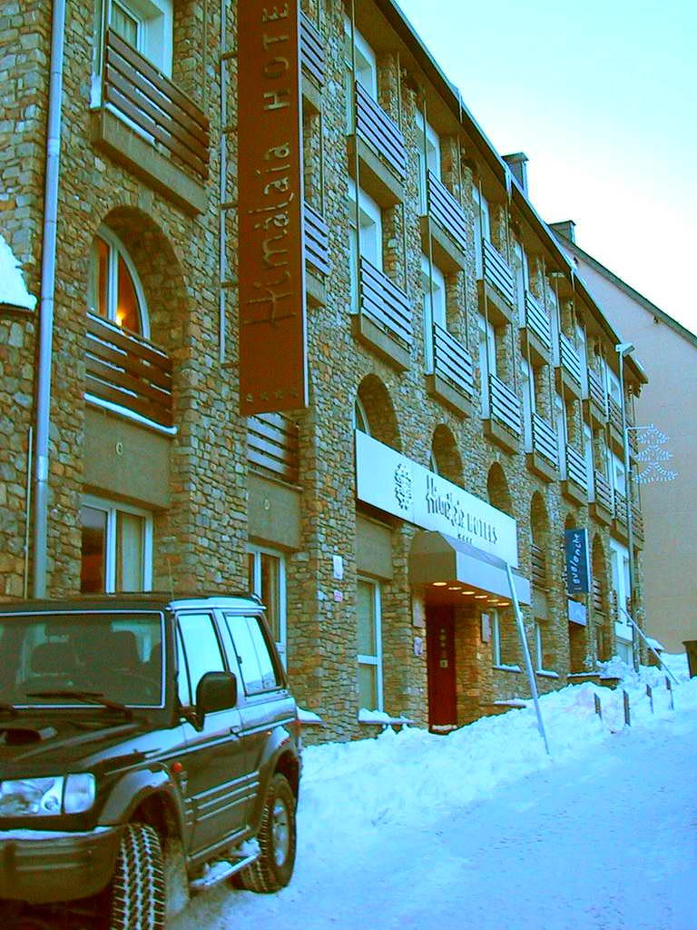 отель Himalaia Pas