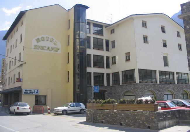 отель Encamp